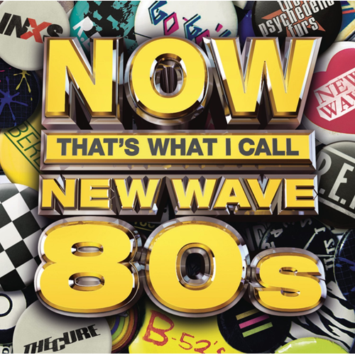 Now That's What I Call New Wave 80s (CD)