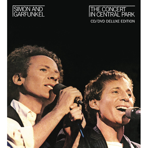 The Concert In Central Park - Deluxe Edition (m/DVD) (CD)