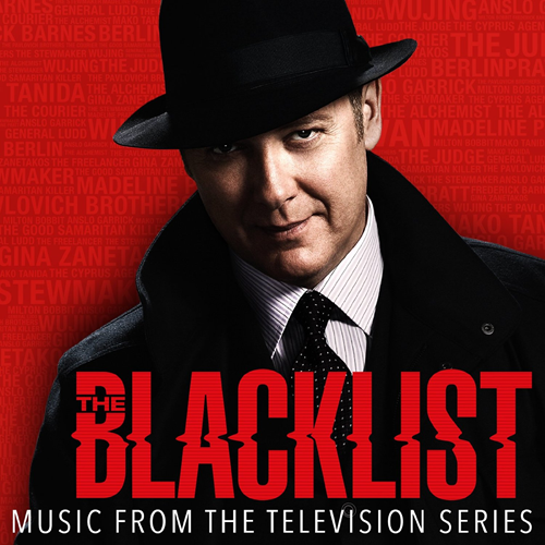 The Blacklist - Music From The TV Series (CD)