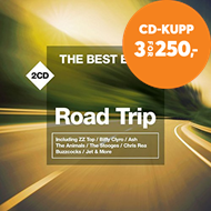 Produktbilde for The Best Ever Road Trip (2CD)