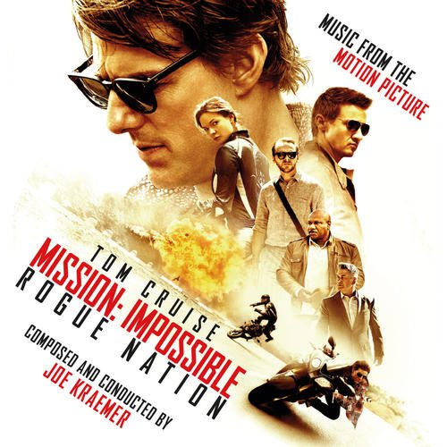 Mission: Impossible - Rogue Nation (CD)