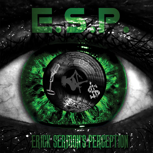 E.S.P. - Erick Sermon's Perception (CD)