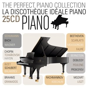 The Perfect Piano Collection (10CD)