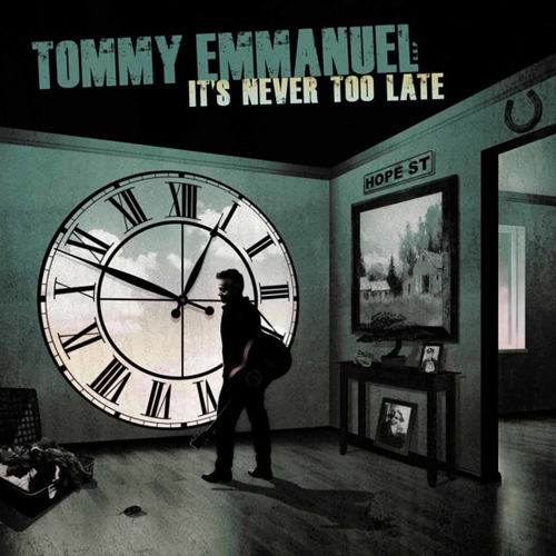 It's Never Too Late (CD)