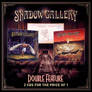 Double Feature: Shadow Gallery / Carved In Stone (2CD)