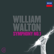 Walton:Symphony No.1; Cello Concerto (CD)