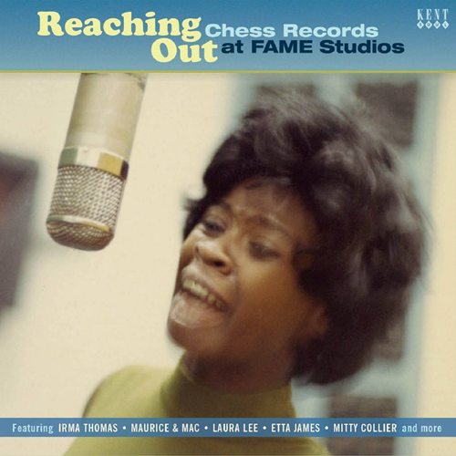 Reaching Out - Chess Records At Fame Studios (CD)