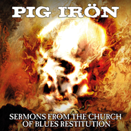 Sermons From The Church Of Blues Restitution (CD)