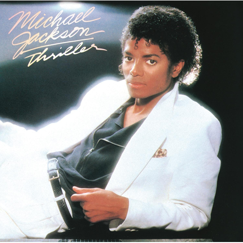 Thriller (Remastered) (CD)