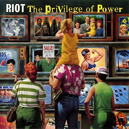The Privilege Of Power (CD)