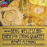 Berg: Lyric Suite, Wellesz: Sonnets (CD)