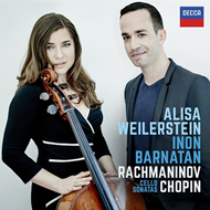 Produktbilde for Chopin & Rachmaninov: Cello Sonatas (CD)