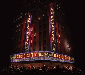 Radio City Music Hall (m/DVD) (CD)