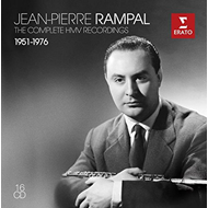 Jean-Pierre Rampal - The Complete HMV Recordings 1951-1976 (16CD)
