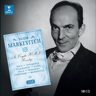 Igor Markevitch - Icon: The Complete HMV Recordings (18CD)