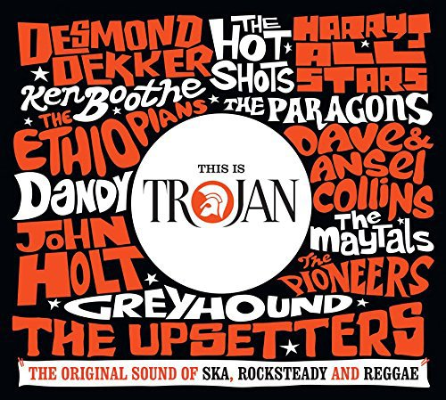 This Is Trojan: The Original Sound Of Ska, Rocksteady And Reggae (3CD)