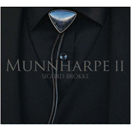 Produktbilde for Munnharpe II (CD)