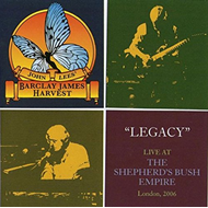 Legacy - Live At The Shepherd's Bush Empire (m/DVD) (CD)