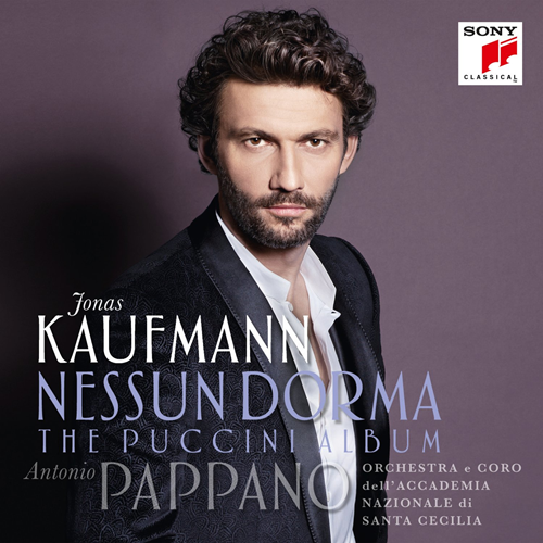 Jonas Kaufmann - Nessun Dorma: The Puccini Album (CD)