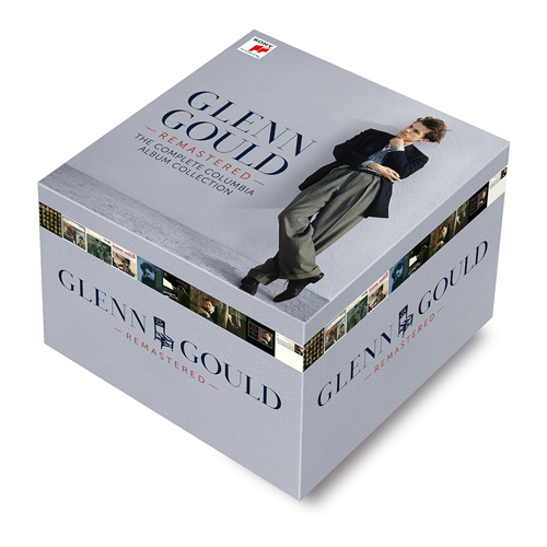 Glenn Gould Remastered -The Complete Columbia Album Collection (81CD)