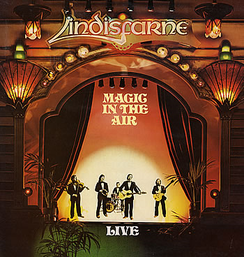 Magic In The Air - Live (Remastered) (CD)