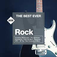 The Best Ever - Rock (2CD)