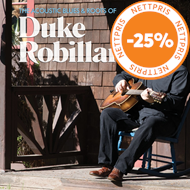 Produktbilde for The Acoustic Blues & Roots Of Duke Robillard (USA-import) (CD)