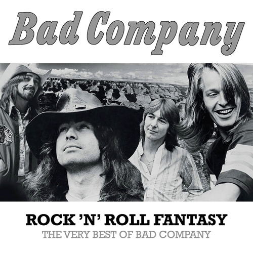 Rock 'N' Roll Fantasy: The Very Best Of Bad Company (CD)