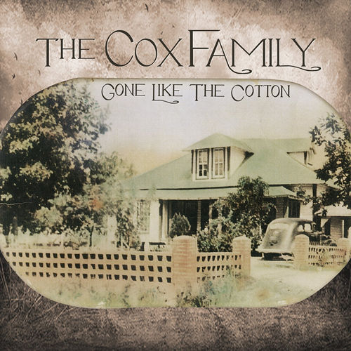 Gone Like The Cotton (CD)