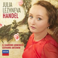 Julia Lezhneva - Handel (CD)