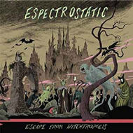 Escape From Witchtropolis (CD)
