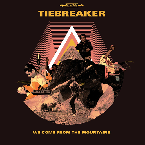 We Come From The Mountains (CD)