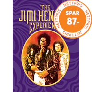 Produktbilde for The Jimi Hendrix Experience Box Set (4CD)