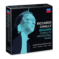 Riccardo Chailly - Brahms: Complete Orchestral Music (7CD)