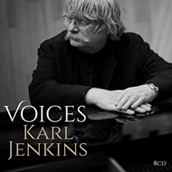 Jenkins: Voices (8CD)