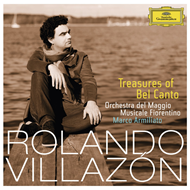 Rolando Villazón - Treasure Of Bel Canto (CD)