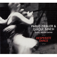 Desperate Dance (CD)