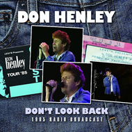 Don't Look Back - 1985 Radio Broadcast (CD)