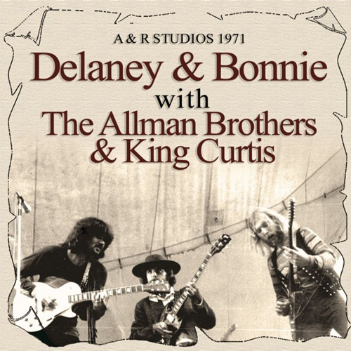 A&R Studios 1971 - With The Allman Brothers & King Curtis (CD)