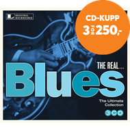 Produktbilde for The Real Blues - The Ultimate Collection (3CD)