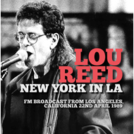New York In L.A. - FM Broadcast From L.A. 1989 (CD)