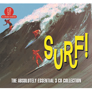 Surf! - The Absolutely Essential Collection (3CD)