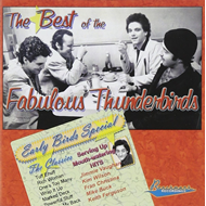 The Best Of The Fabulous Thunderbirds - Early Bird Special (CD)