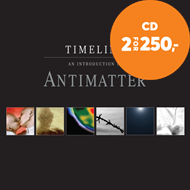 Produktbilde for Timeline - An Introduction To Antimatter (CD)