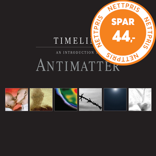 Timeline - An Introduction To Antimatter (CD)