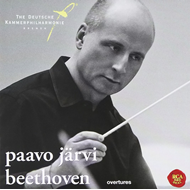 Beethoven: Overtures (CD)