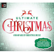 Produktbilde for Ultimate Christmas (4CD)