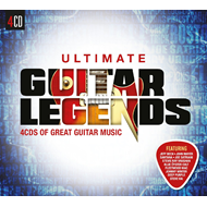 Ultimate Guitar Legends (4CD)