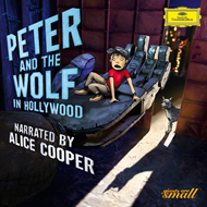 Produktbilde for Prokofiev: Peter And The Wolf In Hollywood (UK-import) (CD)