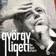 Produktbilde for The Ligeti Project (5CD)